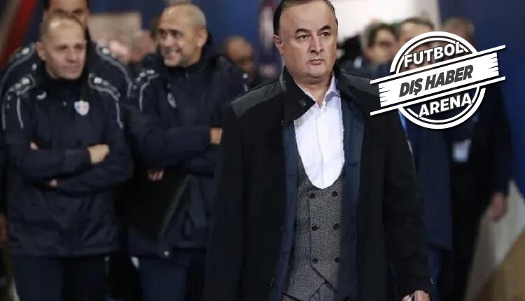 Moldova Teknik Direktörü Engin Fırat'tan Fransa maçı sonrası hakem isyanı