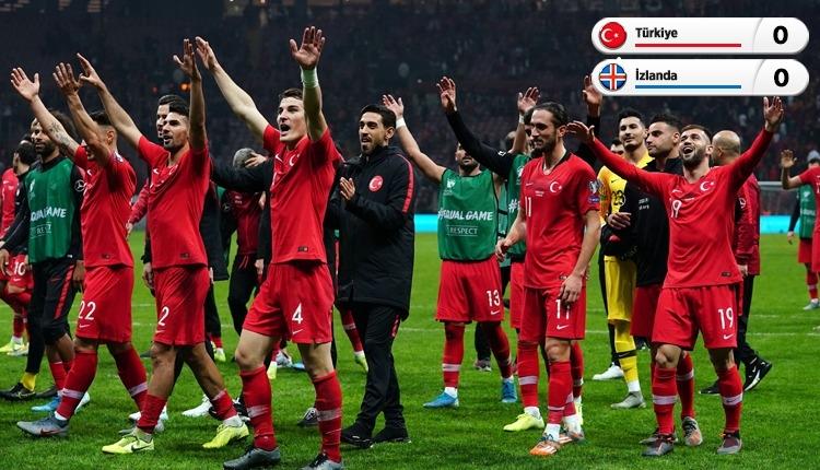 Mutlu son! EURO 2020 biletini aldık (İZLE)
