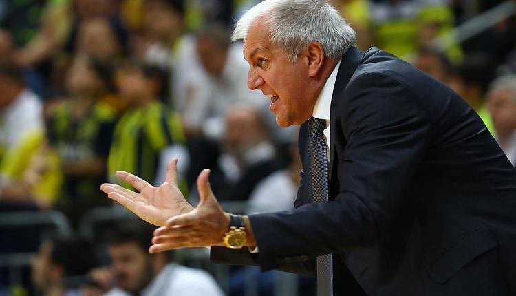 Obradovic'ten Fenerbahçe oyuncularına: 'Sizlerden özür dilerim'