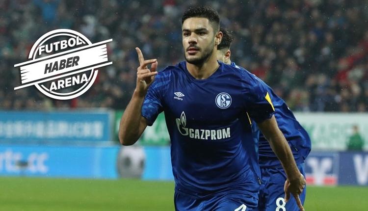 Ozan Kabak'tan 1 gol daha! (Schalke -Düsseldorf İZLE)