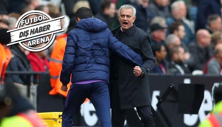 Premier Lig'e hoş geldin Mourinho! 'Çocuklar ve ben mutluyuz'