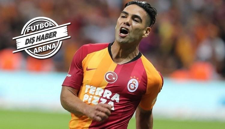 Radamel Falcao'ya transferde sürpriz talip
