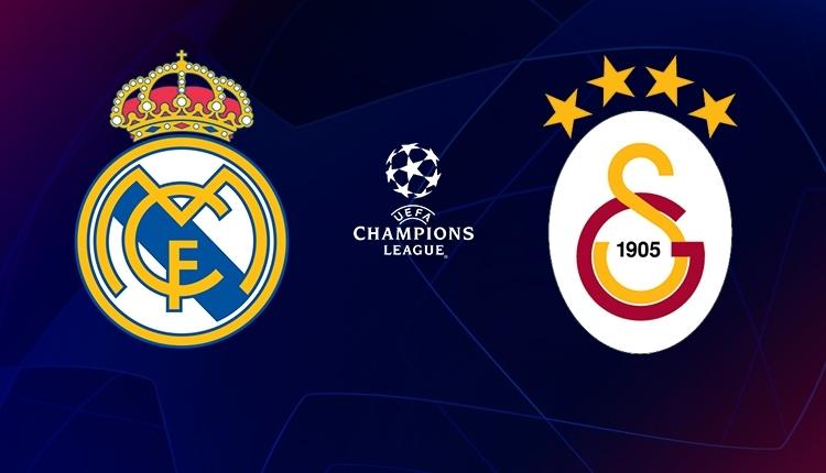 Real Madrid - Galatasaray canlı izle, Real Madrid - Galatasaray şifresiz İZLE (Real Madrid - Galatasaray beIN Sports canlı ve şifresiz İZLE)