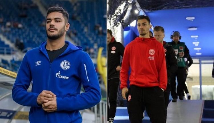Schalke Fortuna Düsseldorf canlı şifresiz izle (Ozan Kabak ve Kaan Ayhan ilk 11'de)