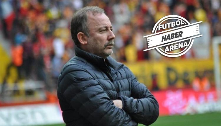 Sergen Yalçın, Fenerbahçe'ye geçit vermiyor
