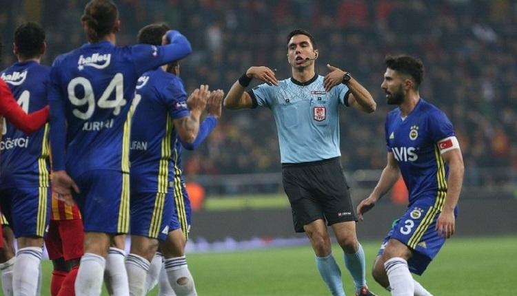 Şok iddia! 'Fenerbahçe kazanmasın diye talimat'