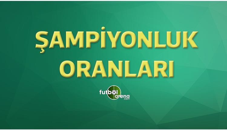 Süper Lig şampiyonluk ve gol krallığı İddaa oranları