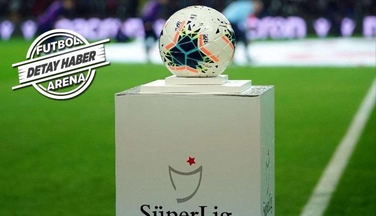 Süper Lig'de faul ve kart sayıları