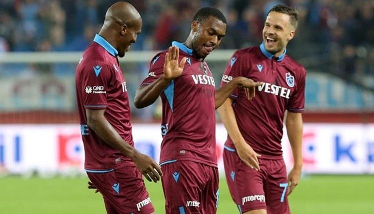 Trabzonspor'da sakatların son durumu (Sturridge, Novak, Ekuban, Onazi)