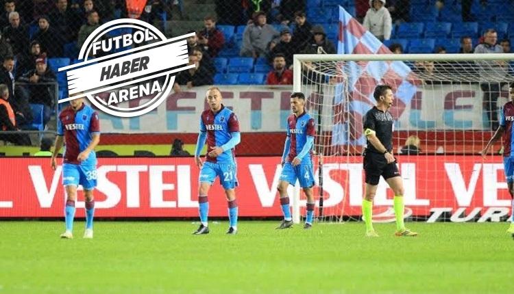 Trabzonspor'dan sert açıklama:
