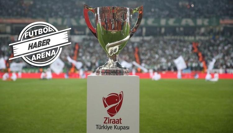 Türkiye Kupası 5. tur eşleşmeleri (Maçlar ne zaman?)
