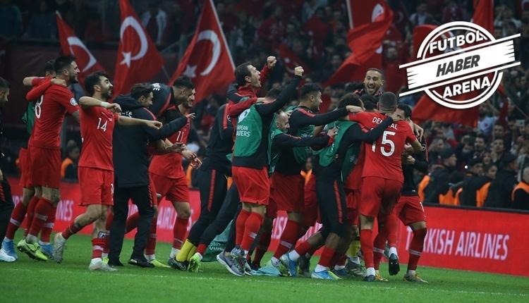 Türkiye'nin EURO 2020 grubu ve rakipleri belli oldu