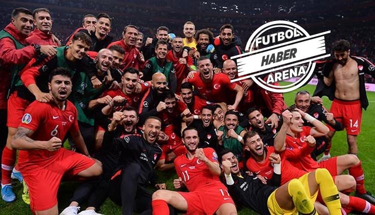 Türkiye'nin EURO 2020 kura çekimindeki rakipleri