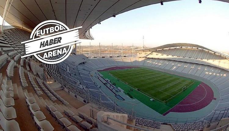 UEFA yetkilileri, Olimpiyat Stadı'nı inceledi