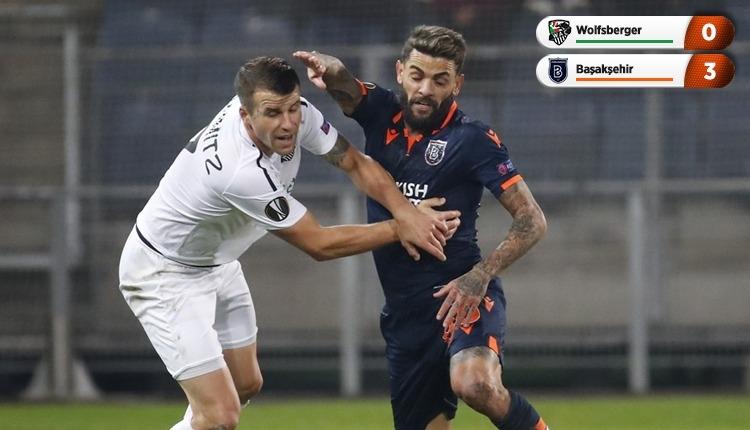 Wolfsberger 0-3 Başakşehir, beIN Sports maç özeti ve golleri (İZLE)