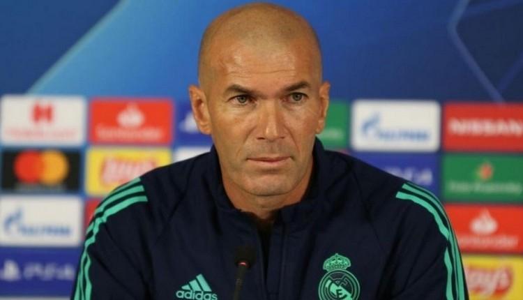 Zidane'dan Galatasaray açıklaması! 'Öneminin farkındayız'