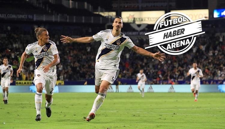 Zlatan MLS'e veda etti: 'Beyzbol izlemeye geri dönebilirsiniz.'