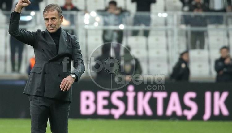 Abdullah Avcı duygulandı: 'Beşiktaş bambaşka bir ruh'