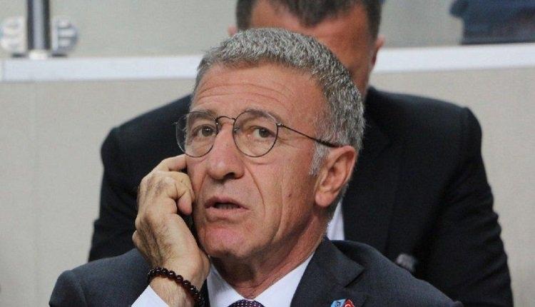 Ahmet Ağaoğlu'dan transfer açıklamaları (Ndiaye, Sosa, Novak)