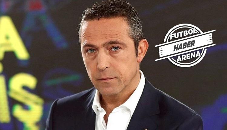 Ali Koç'tan Lisans Talimatı açıklaması! 'TFF ile görüşmedik'