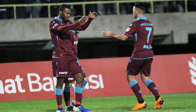Altay 1-2 Trabzonspor maç özeti ve golleri