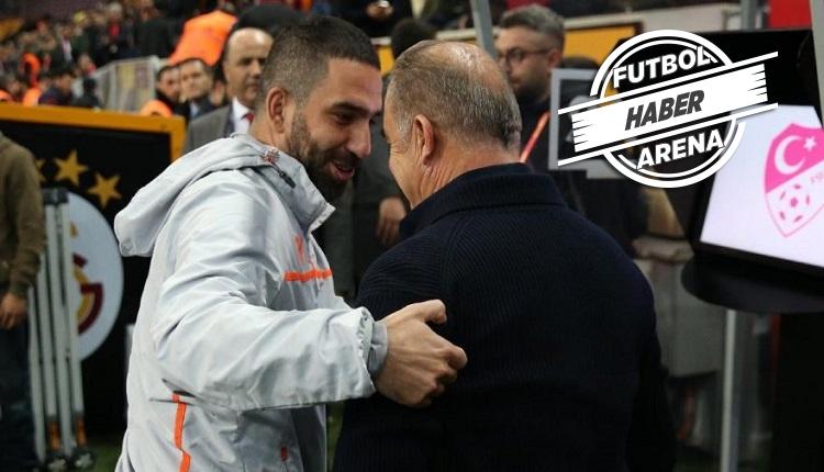 Arda Turan'dan Galatasaray'a: