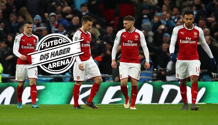Arsenal'de deprem! Futbolcular ayrılmak istiyor