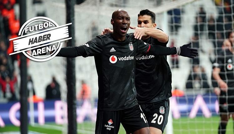 Atiba şov! 1 gol 3 asist! Beşiktaş'ın 36'lık delikanlısı