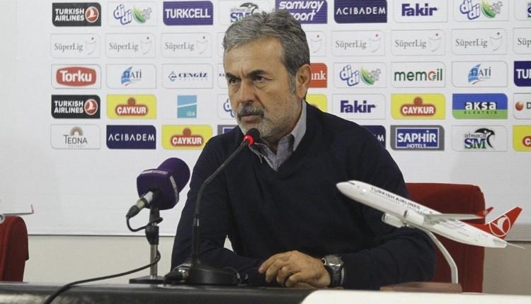 Aykut Kocaman ayrılacak mı? Konyaspor'dan açıklama