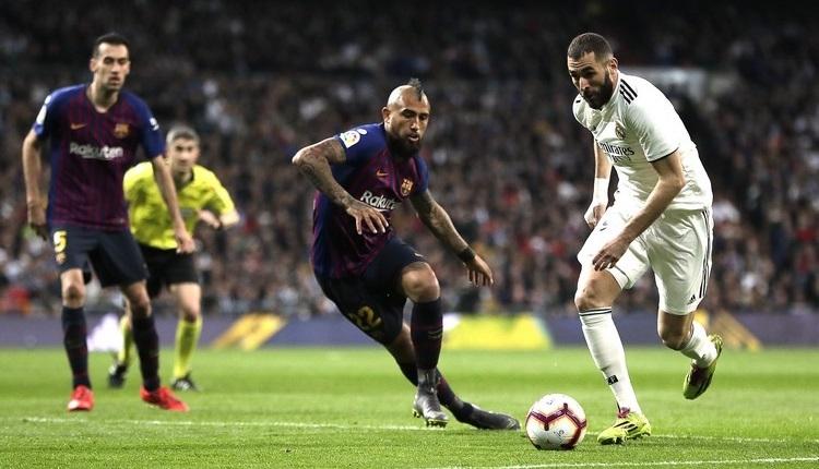 Barcelona Real Madrid maçı saat kaçta, hangi kanalda? (Barcelona Real Madrid izle)