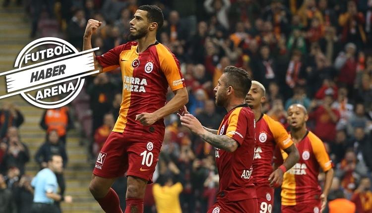 Belhanda ile Galatasaray taraftarları arasındaki buzlar eridi