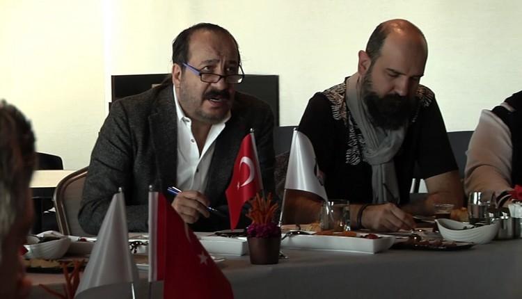 Beşiktaş 2. Başkanı Adnan Dalgakıran: