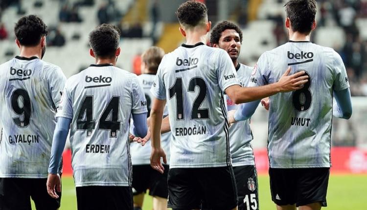 Beşiktaş 3-0 24 Erzincanspor maç özeti ve golleri İZLE