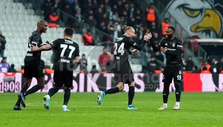 Beşiktaş 4-1 Gençlerbirliği, Bein Sports maç özeti ve golleri (İZLE)