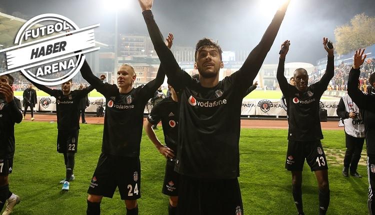 Beşiktaş cephesi: