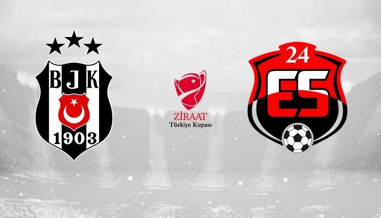 Beşiktaş - Erzincanspor maçı ne zaman, saat kaçta, hangi kanalda?