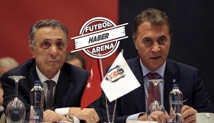 Beşiktaş'a haciz şoku! Fikret Orman'ın asistanı