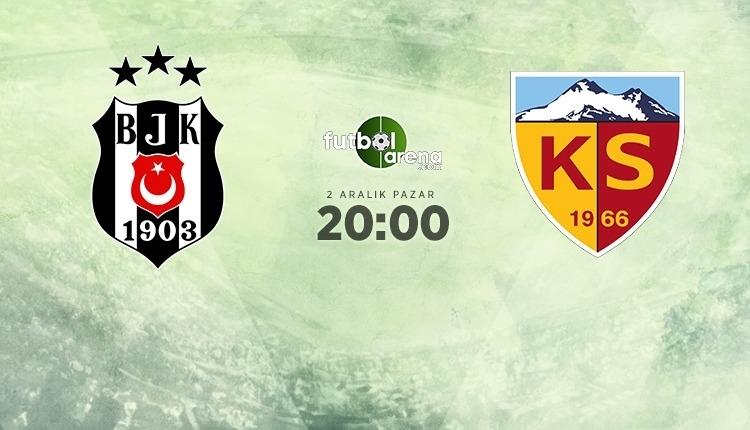 Beşiktaş-Kayserispor canlı izle, Beşiktaş-Kayserispor şifresiz İZLE (Beşiktaş-Kayserispor beIN Sports canlı ve şifresiz İZLE)