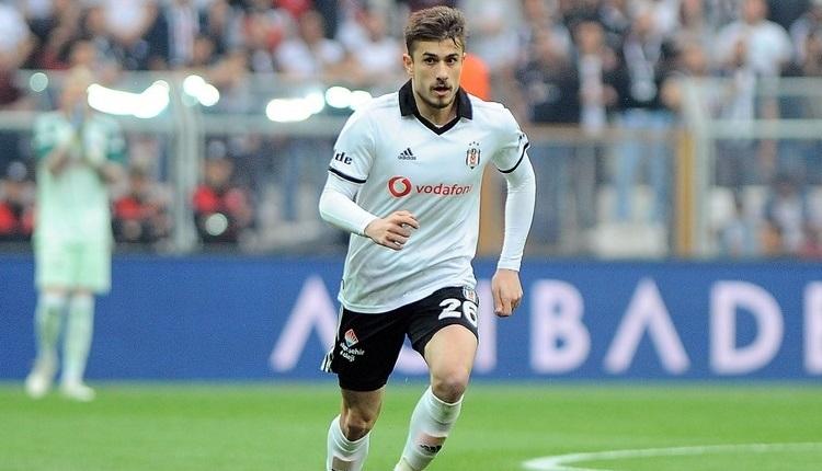 Beşiktaş'ta Dorukhan Toköz gelişmesi