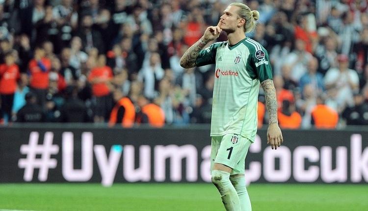 Beşiktaş'ta Karius farkı! İlk yarının enleri