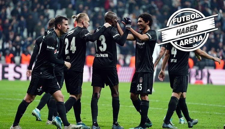 Beşiktaş'ta skora en fazla katkı yapan futbolcular