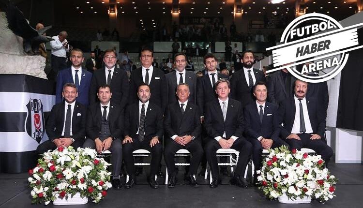 Beşiktaş'tan TFF'ye: