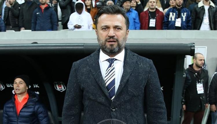 Bülent Uygun: 'Hedefim Şampiyonlar Ligi'ni kazanmak'