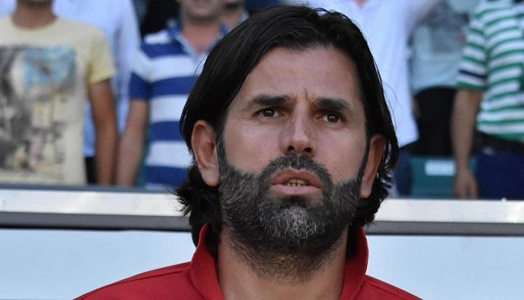 Bursaspor'da yeni teknik direktör İbrahim Üzülmez
