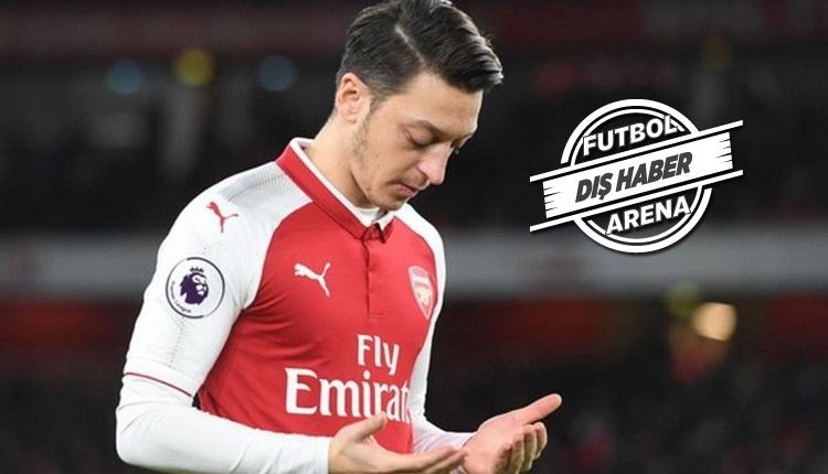 Çin'de Mesut Özil'in ismi arama motorlarından silindi