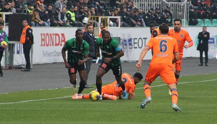 Denizlispor 1-1 Başakşehir, Bein Sports maç özeti ve golleri (İZLE)