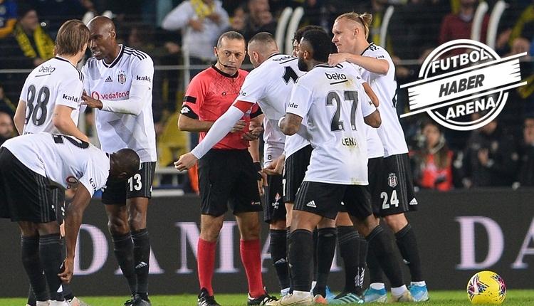 Derbide tartışmalı an! 'Beşiktaş'ın penaltı beklediği an'