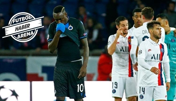 Diagne Club Brugge'da yaşadıklarını anlattı: