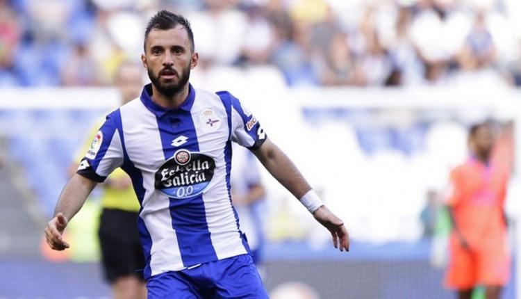 Emre Çolak, Deportivo'ya transfer oldu