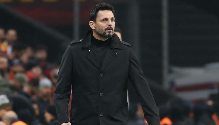 Erol Bulut: 'Galatasaray'dan daha iyiydik ama Muslera'yı geçemedik'